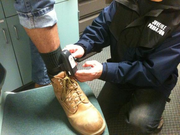 Caution Your Gps Ankle Bracelet Is Listening The Crime Reportthe