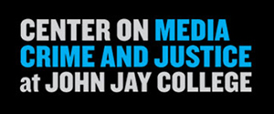 logo of the Center on Media Crime and Justice at John Jay College