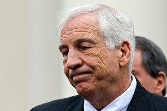 Jerry Sandusky. Photo by Andrewstern2 via Flickr