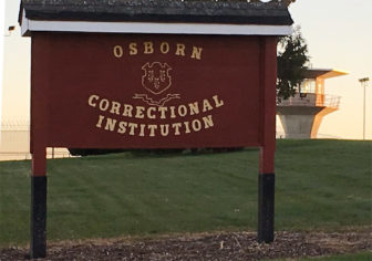 Osborn Correctional Institution. Courtesy Connecticut Department of Corrections