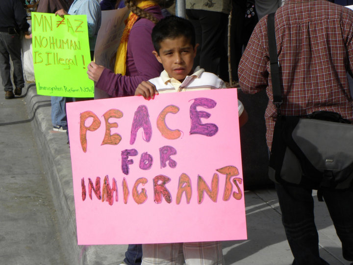 Deadly Choice for Migrant Parents: Leave Kids or Risk COVID Infection
