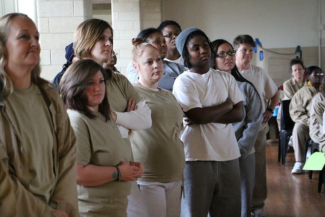 women prisoners