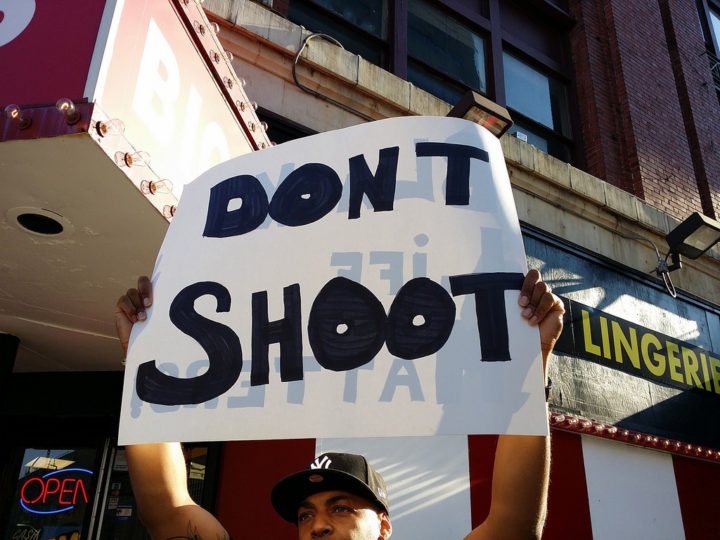 Experts Plan Major Research Project on Reducing Police Shootings