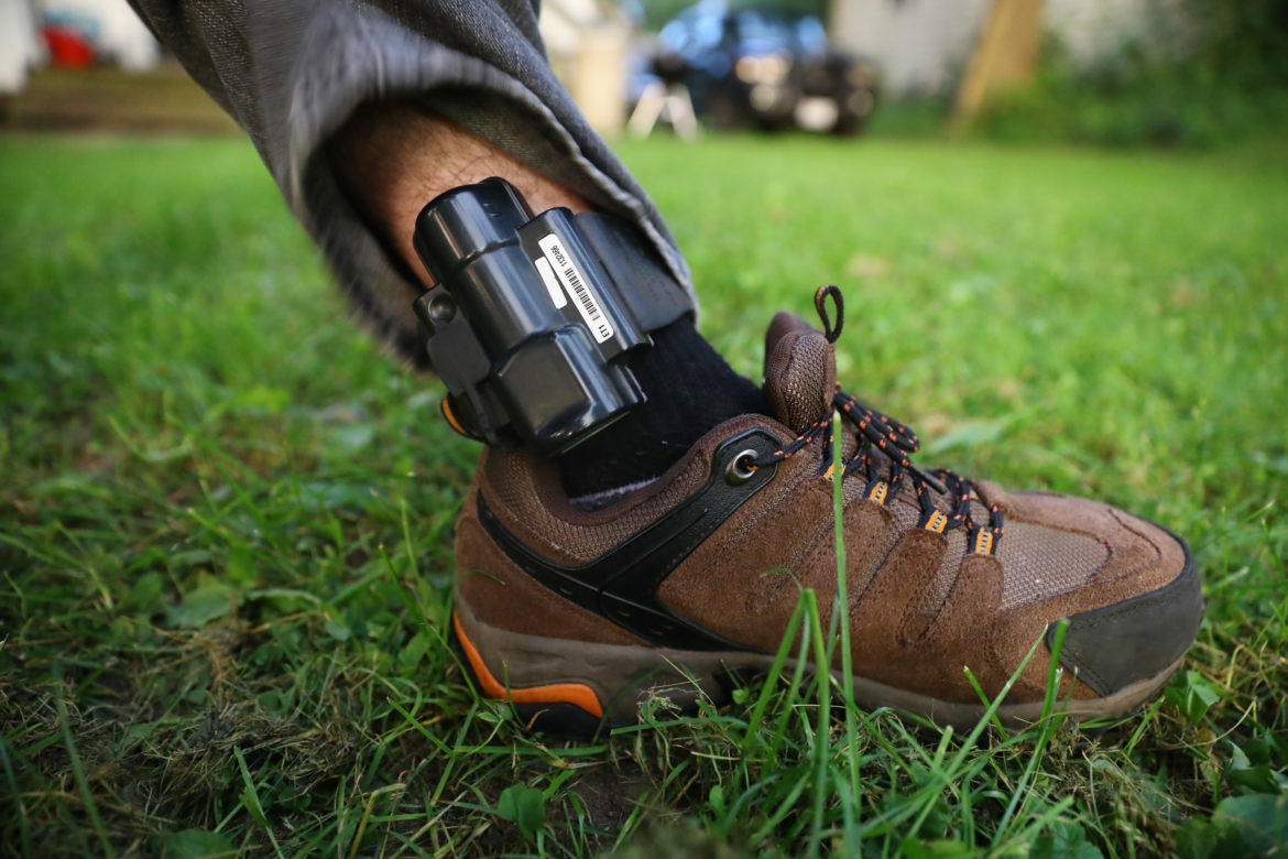 Bad Cell Signal? If You Wear a GPS Ankle Bracelet, It Can