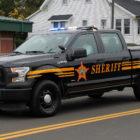 sheriffs car