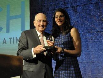 bronfman prize
