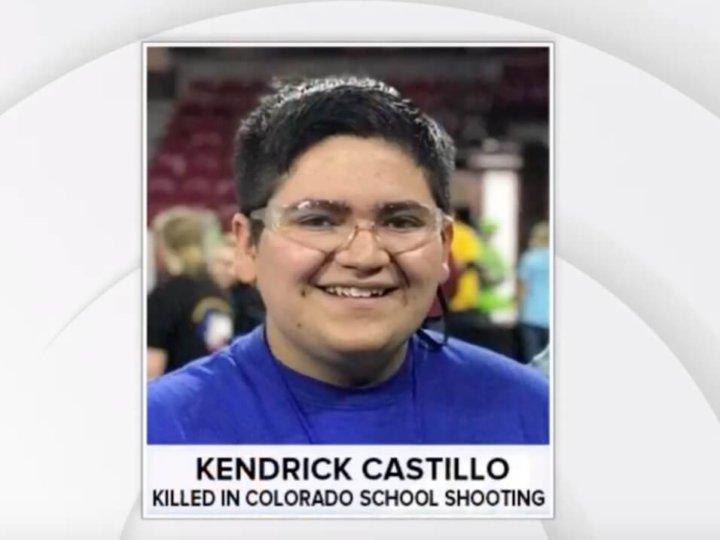 Kendrick Castillo