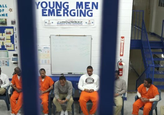 A DC Jail Unit Challenges the 'Warehouse' Approach to