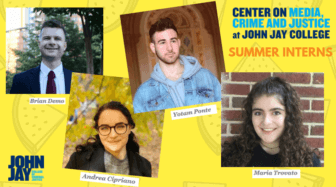 Meet TCR's Summer Interns!