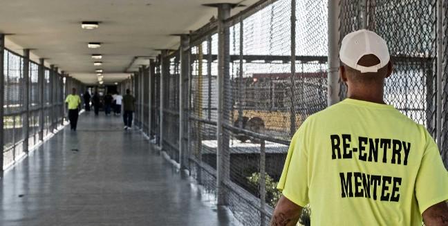 prison mentee
