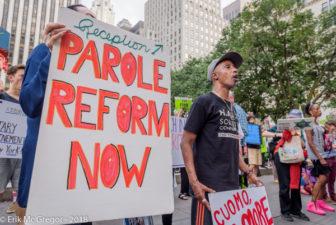 parole rally