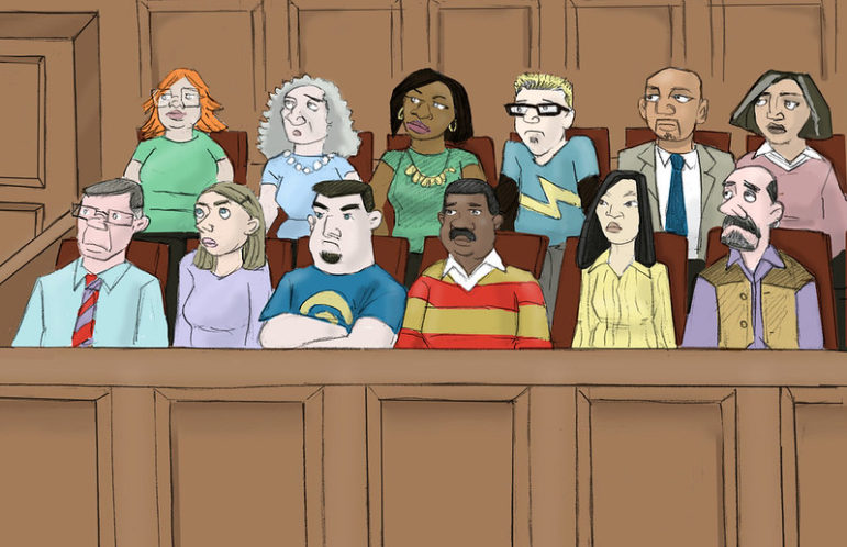 can jurors save the justice system