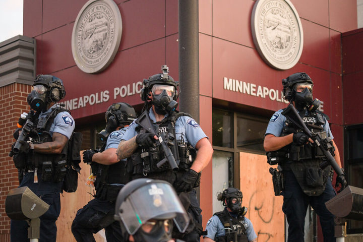 Minneapolis Police Hide Misconduct From the Public: Watchdog | The Crime Report
