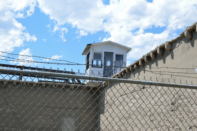 prison montana